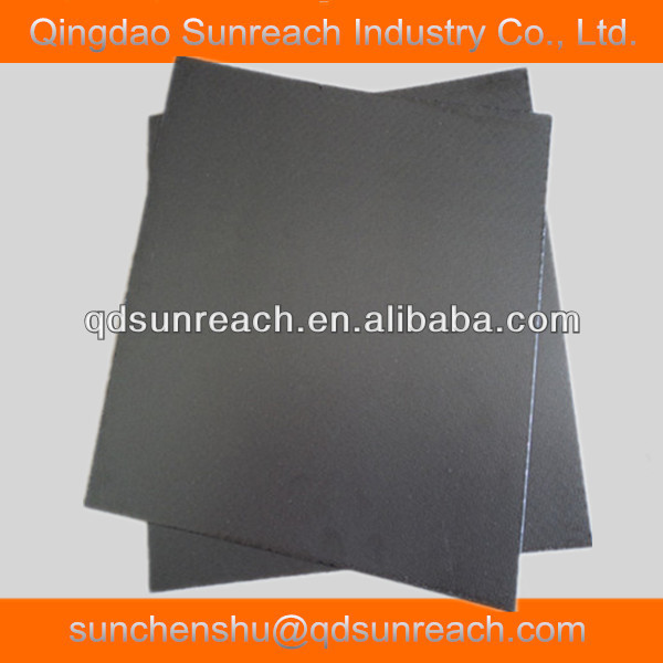 Graphite Coating Exhaust Gasket Material Compressed Sheet