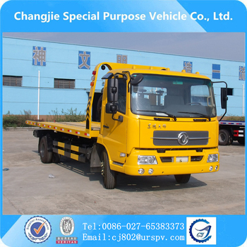 8t wrecker truck for sale tow trick made in china