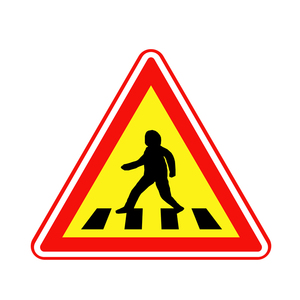 Direct from china warning reflective traffic signs warning safety signs