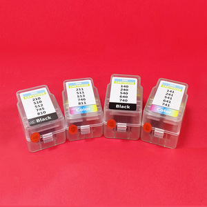 Refillable ink cartridge continuous ink supply system(CISS, CIS) for Canon 140/141/240/241/540/541/640/641/740/741/840/841