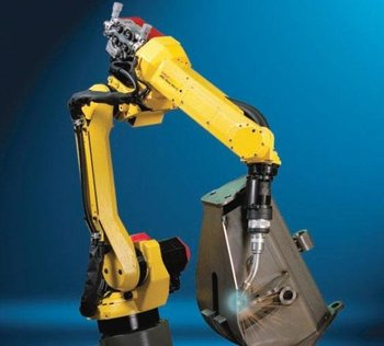 Fanuc Arcmate 100ic Robot - Buy Industrial Robot Product on Alibaba com