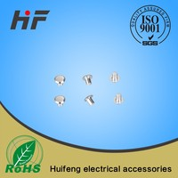 Durable High Voltage Bimetal Revits Manufacturers Electronic Copper Contact Point