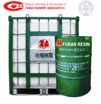 furan resin, furfuryl alcohol resin, best price for no bake