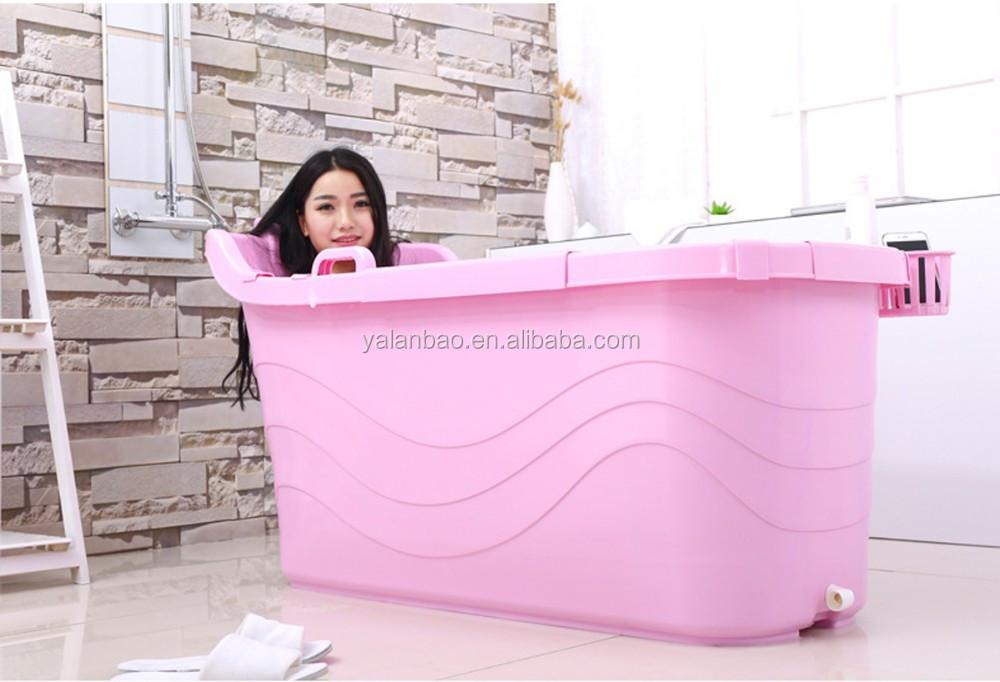 grande taille portable baignoire de qualit alimentaire. Black Bedroom Furniture Sets. Home Design Ideas