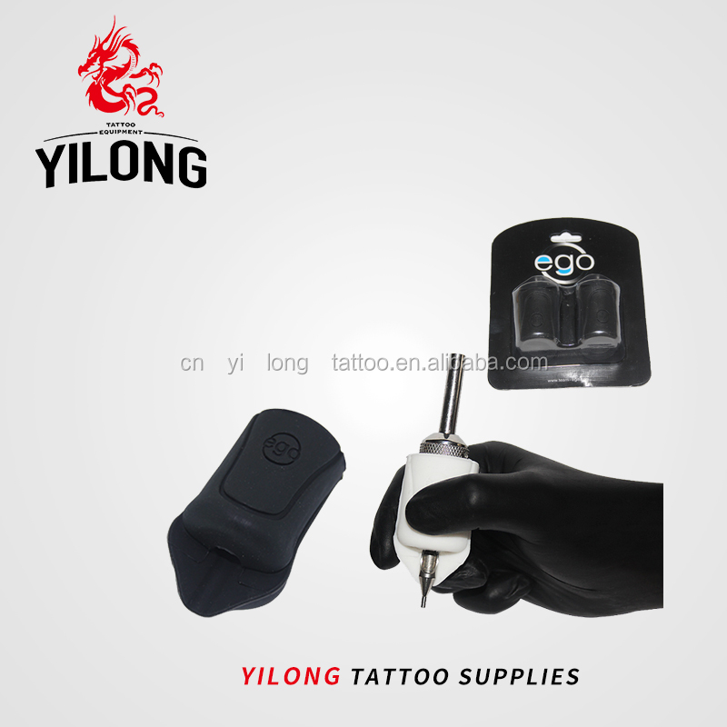 Yilong Wholesale Tattoo Supplies Tattoo Tube Cover  Grip CoverEGO Silicone Grip Cover