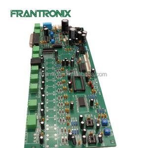 Frantronix custom xbox360 controller board design on