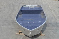 14ft All-welded aluminum fishing bass boat