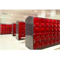 Factory Wholesale mini metal lockers with electronic lock