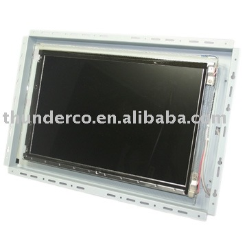 "19"" Wide Open Frame Touch Screen Industrial LCD Display (LCD Module)"