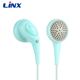 Factory Directly Promotional Ear Clip Piece Cheap colorful Earphone