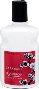 Bath & Body Works Japanese Cherry Blossom Pleasures Collection Body Lotion 8 fl oz (236 ml)