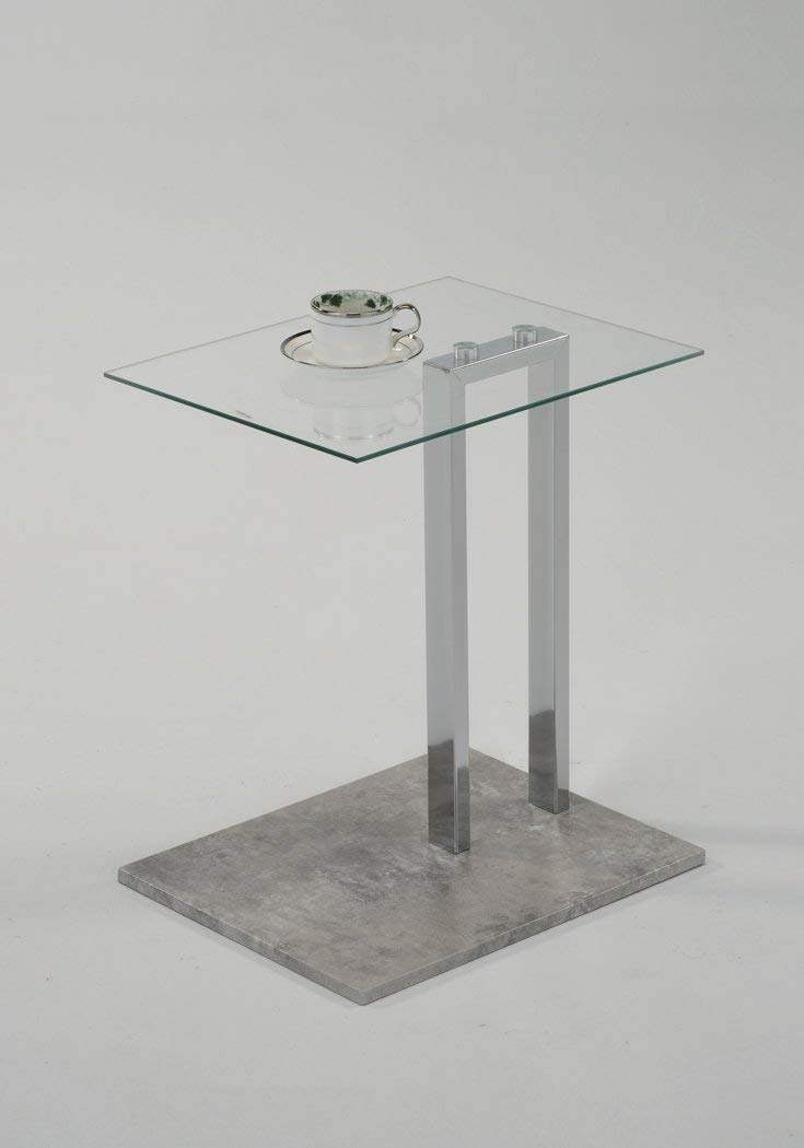 Get Quotations · Indoor Multi Function Accent Table Study Computer Desk  Bedroom Living Room Modern Style End Table