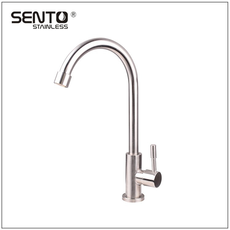 Sento Single Lever Outdoor Cold Water Faucet,Mixer Taps - Buy Single ...