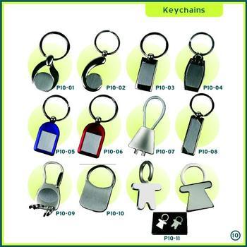 Corporate Gifts Singapore - Key Chain & Key Ring Gift Set