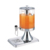 Good Quality Double Heads Commercial Plastic Cold Beverage Dispenser