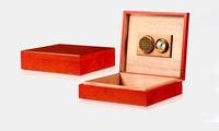 pine wooden cigar packaging box