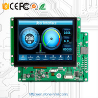 TFT controller board LCD 5 inch control board with clock modules
