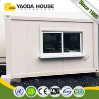 China Homes Quick Build House Container Store Prefabricated