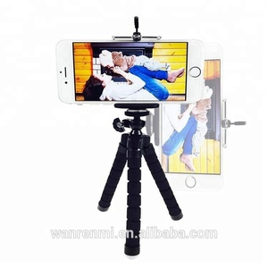 Factory price tripod for ipad,sponge tripod for mobile phone and camera