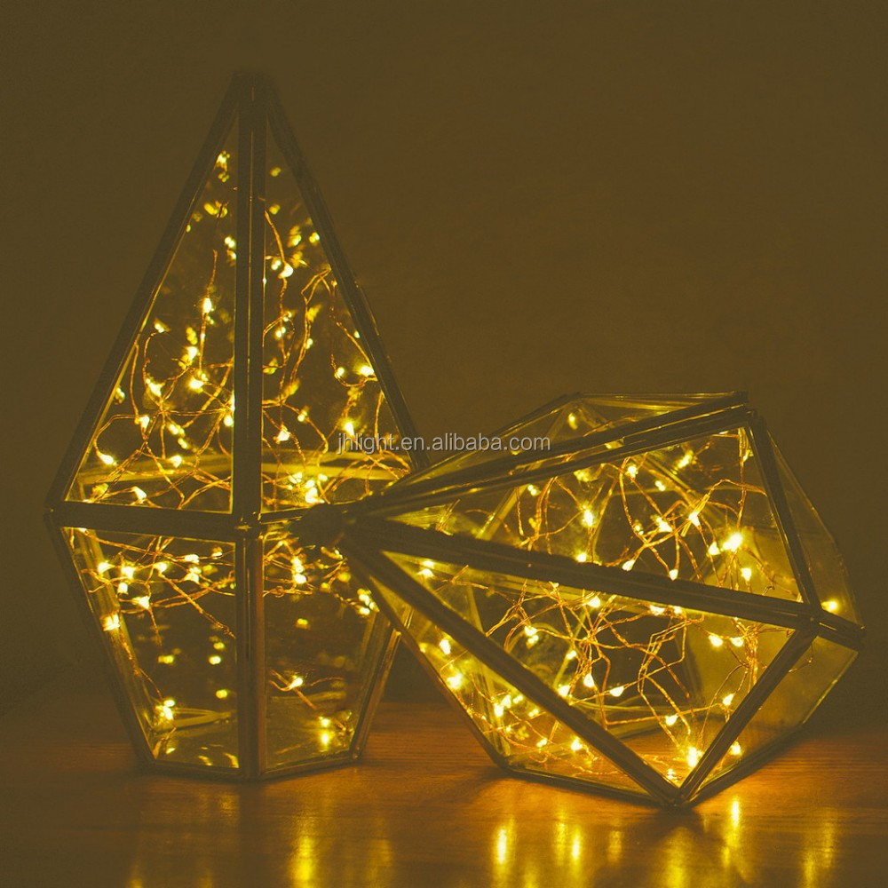 Extra-long Firefly String Lights 100% Copper Led String Lights ...