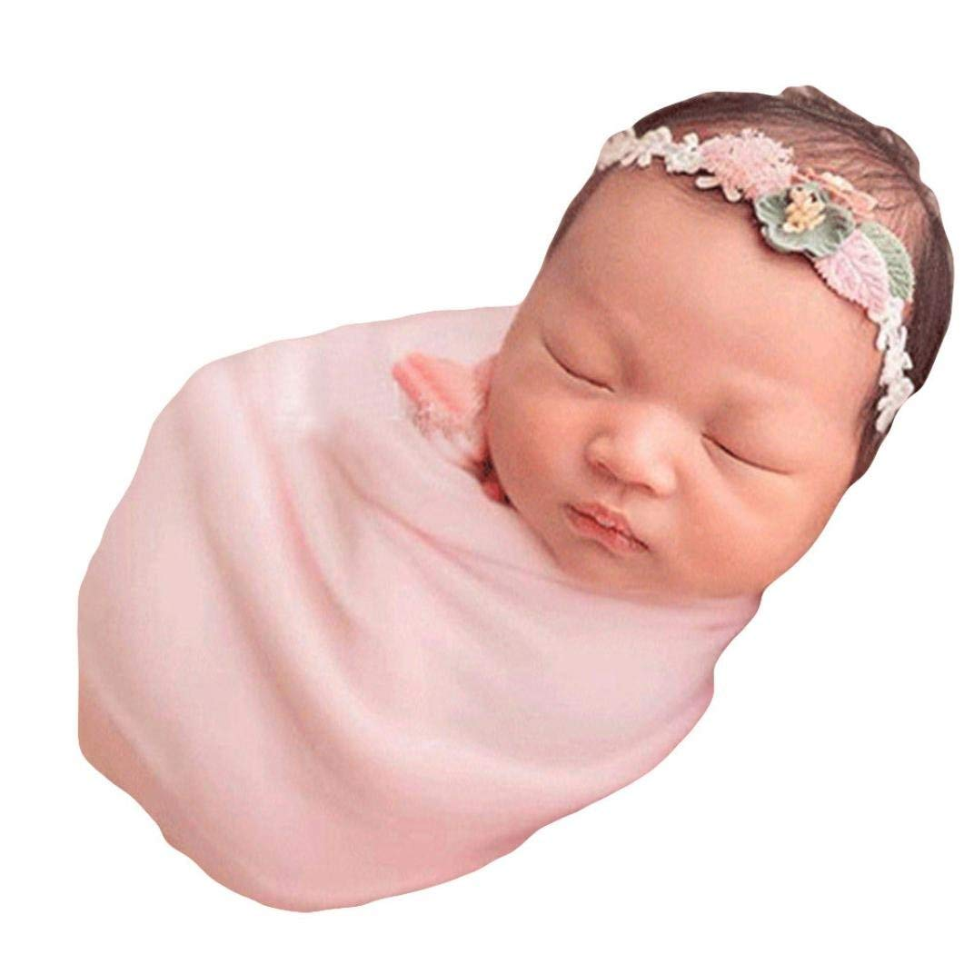 Get quotations · baby photo wraphongxin 40x160cm diy stretch newborn photography props wraps swaddle newborn photo props