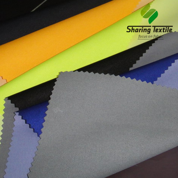 Factory Low Cost  Polyester 75D*160D Aty 196T Polyester Taslon Taslan  Spots Ready Goods Stock Or Stocklot Fabric