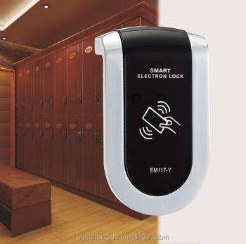 Superieur New Digital RFID Electric Hidden Cabinet Locks