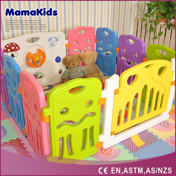 best selling baby play yard baby's love cute play fence