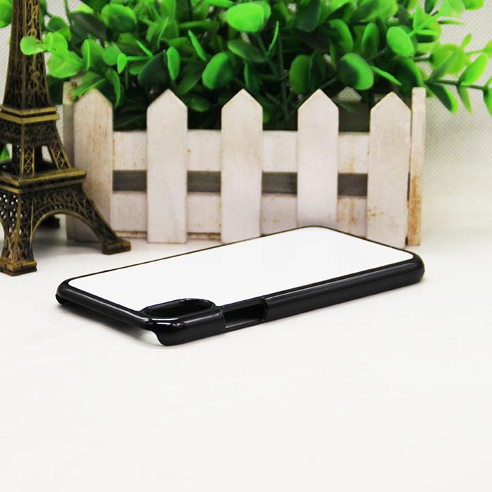 卸売2dブランク熱プレス電話ケースiphone 2d熱プレスカバー昇華プレーン電話ケース