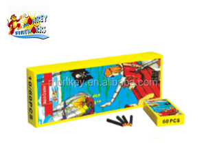 No.1 Super Cracker K0201 fireworks and firecrackers mini corsair match cracker