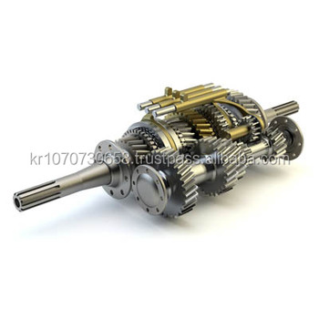 Hyundai Terracan Transmission Spare Parts