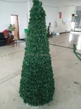 Metal Personalizado Estructura Lpiz Pino rboles De Navidad Hacer