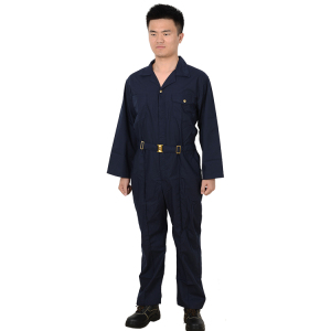 100% Polyester Or Cotton Work Coveralls cotton suits