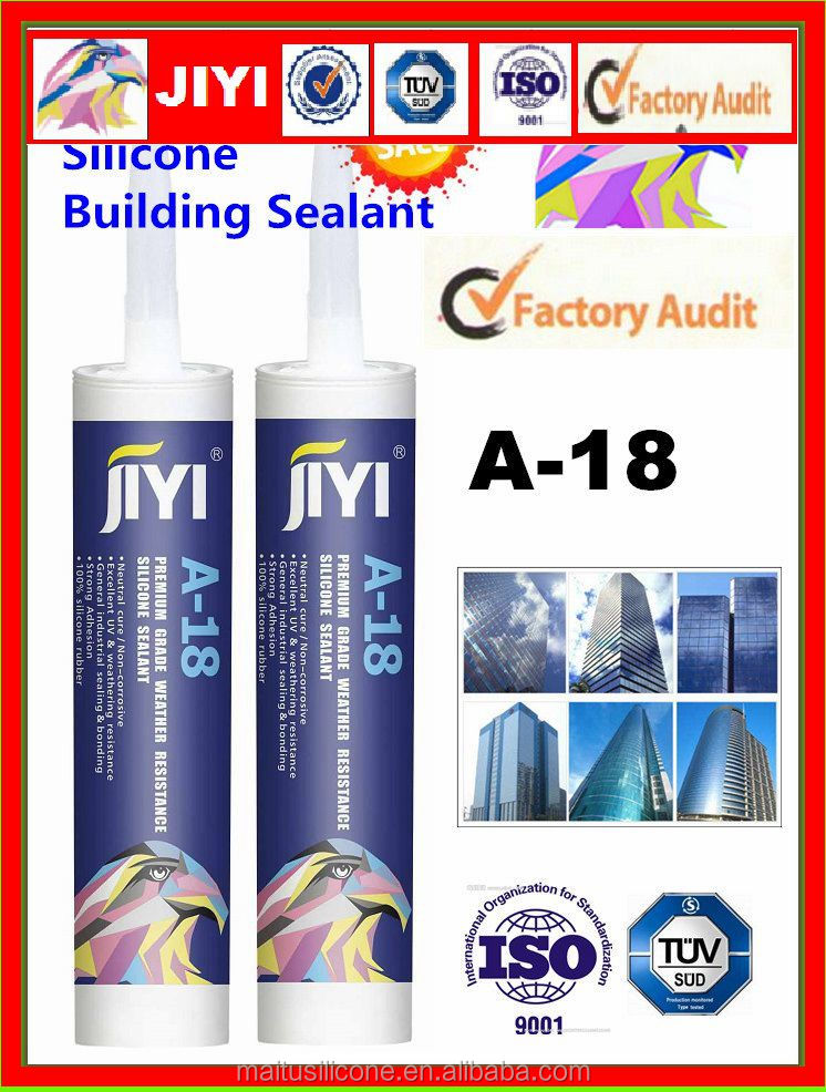concrete metal plastic board stainless construction silicone sealant neutral silicone adhesive rubber