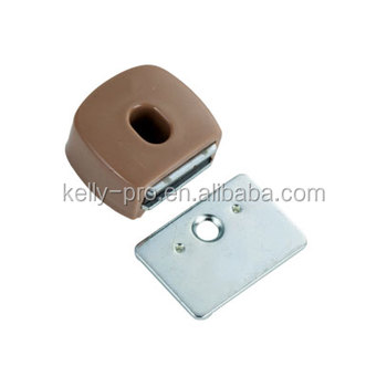 Magnetic Cabinet Cupboard Door Catch Plastic Housing Magnet Furniture Lock  Latch Wardrobe Door Catch Closure Magnetic