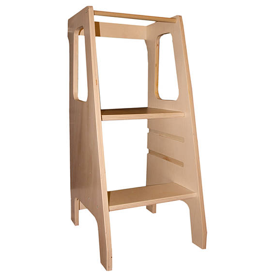 Bamboo Learning Tower For Toddlers Kids Step Ladder Stool Kitchen Helper -  Buy Ladder Stool,Kitchen Helper,Toddler Step Stool Product on Alibaba.com