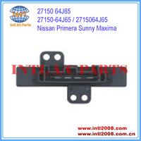 Blower Motor Resistor Control Module Regulator For Nissan Primera ...