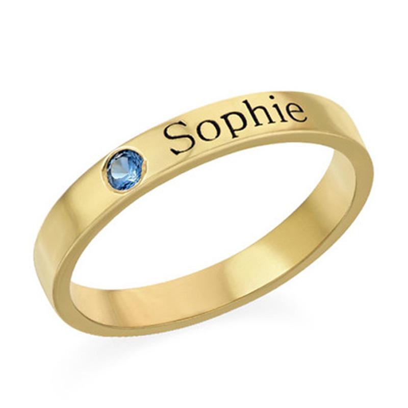 e055fc09713f Diseño Simple de joyas chapado en oro blanco en blanco de acero inoxidable  barato mujer anillo