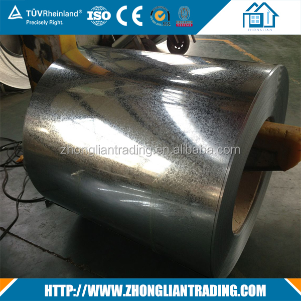 Chinese suppliers hot dip prepainted galvanized steel coil manufacturer in China