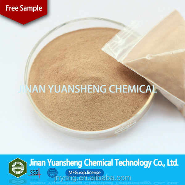 Drilling mud chemical FDN naphthalene superplasticizer concrete admixture SNF powder