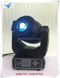 super bright LED DJ Spot Light lyre spot 90w gobo moving heads lights led spot moving head 90w
