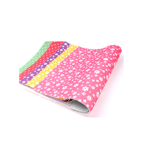 Manufacturer 100% polyester felt printed non woven with customized designs
