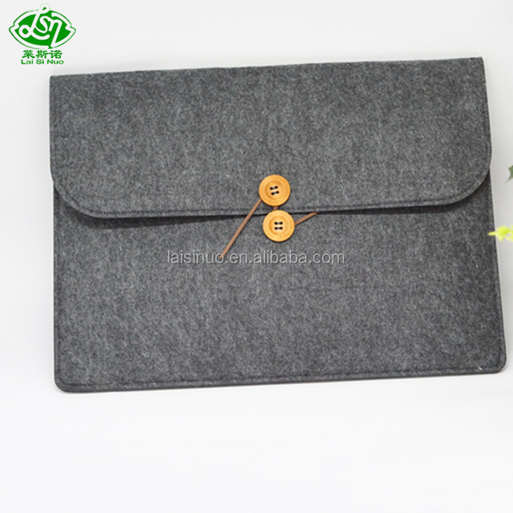 방수 Business 노트북 Cover Felt Laptop Sleeve Bag