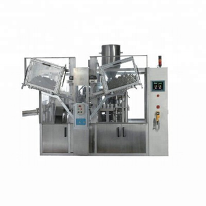 Aluminum Tube Filling and Sealing Machine Automatic