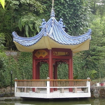 Garden Pagoda Roof Chinese Tiles