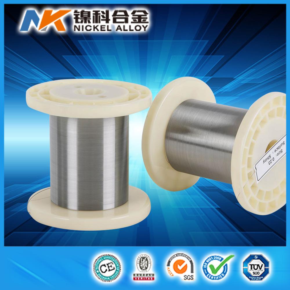 0.15mm Tihickness Nitinol Shape Memory Alloy Flat Wire ...