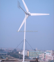 5kw wind turbine price 10kw wind generator / 3kw electric generating wind mill for sale