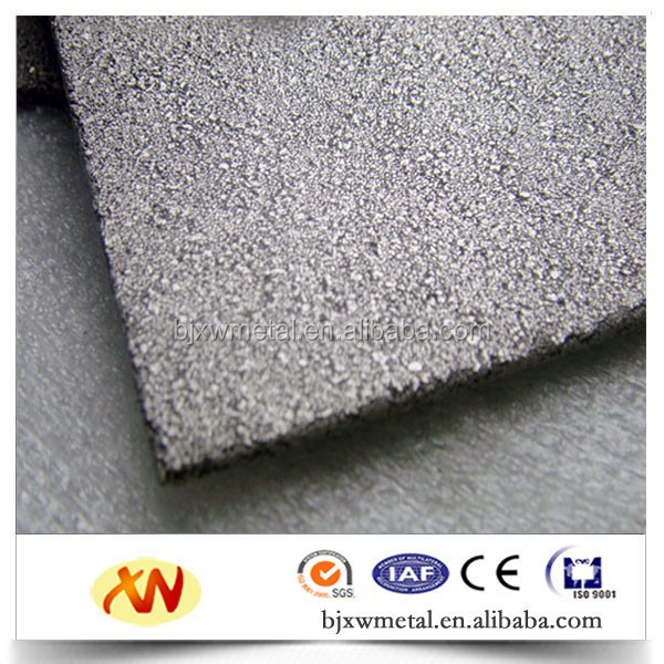 pure nickel Foam sheet