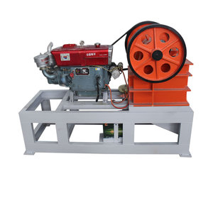 Small Diesel Stone Crushers Mobile Diesel Engine Crusher Mini Portable Crusher