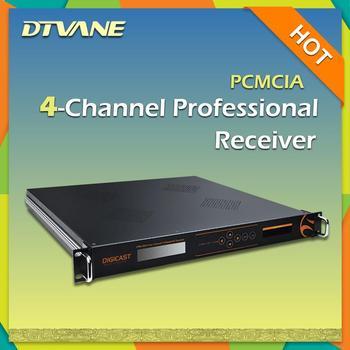 Dmb-9004ci 1*mpts Or 8*spts Udp/rtp/rtsp Professional Dvb Headend ...
